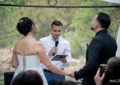 Wedding Lethabo Estate Ceremony
