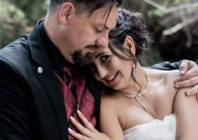 Wedding Lethabo Estate Couple