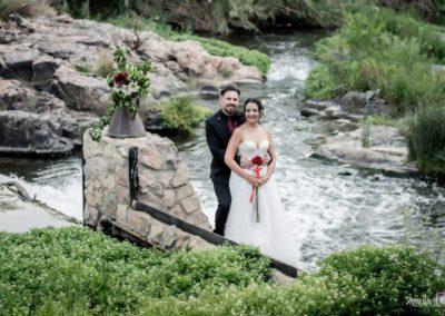 Wedding Lethabo Estate River