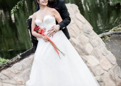 Wedding Lethabo Estate Rock Wall River