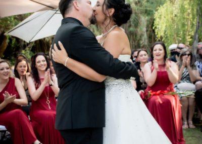 Wedding Lethabo Estate You May Kiss