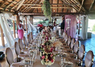 Wedding Setup Lethabo Estate